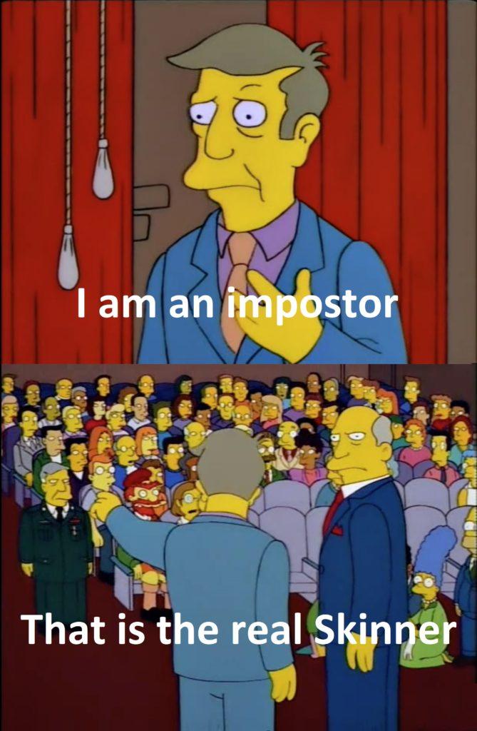 Simpsons Impostor