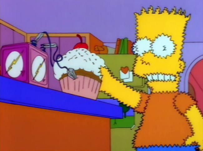 Bart Shock Experiment
