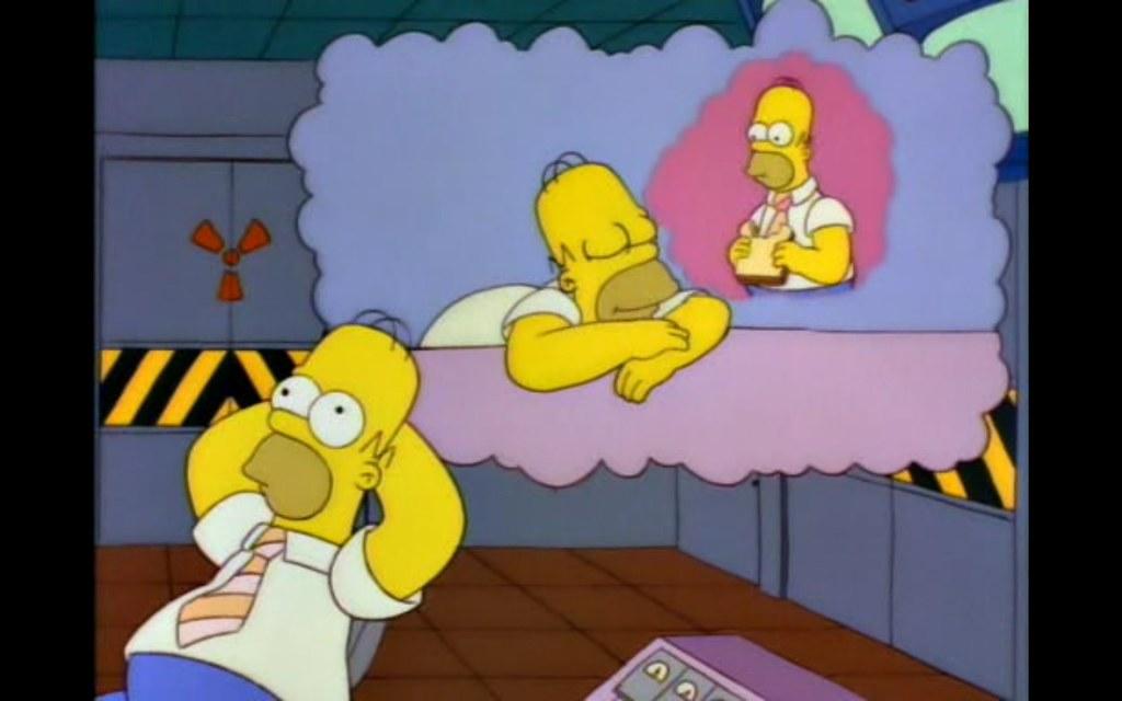 Homer Unmotivated